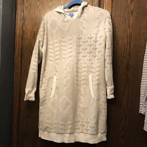 Warm & cozy lounge tunic - med